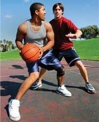 basketball knee brace