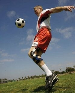 Knee Brace for Meniscus Injury