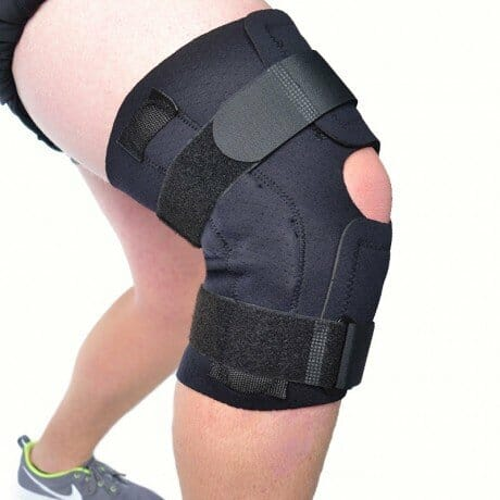 plus size knee brace | sport therapy support