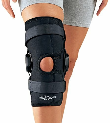 Knee Brace For Meniscus Injury Sport Therapy Support