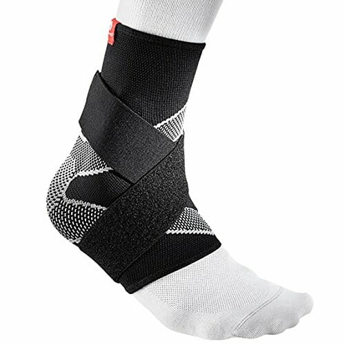 McDavid Level 2 Ankle Sleeve with Figure-8 Straps