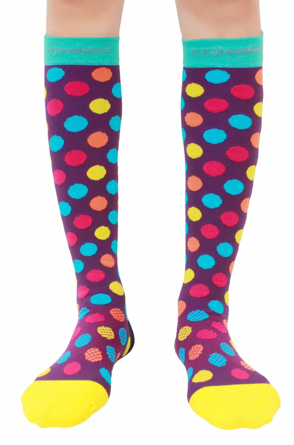 Best Compression Socks for Nurses - Sport Therapy Support